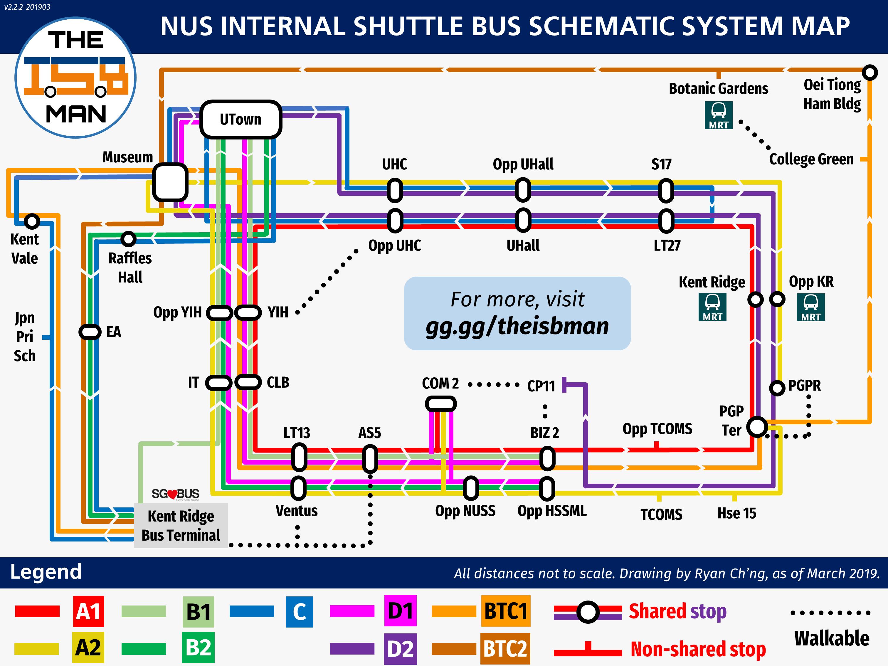 ISB Map 2.2.2